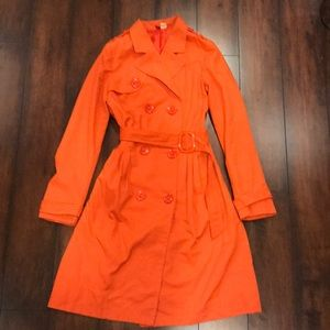 H&M Jackets & Coats - Beautiful & Bright Trench Coat - H&M Divided Brand